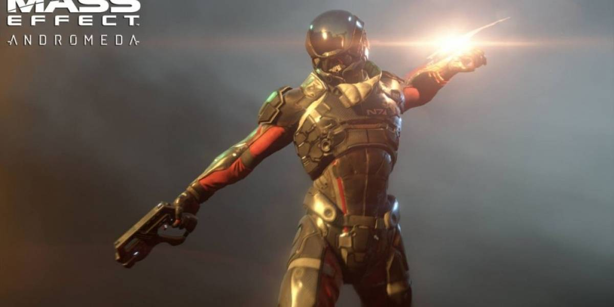 Mass Effect: Andromeda no está en planes para Nintendo Switch