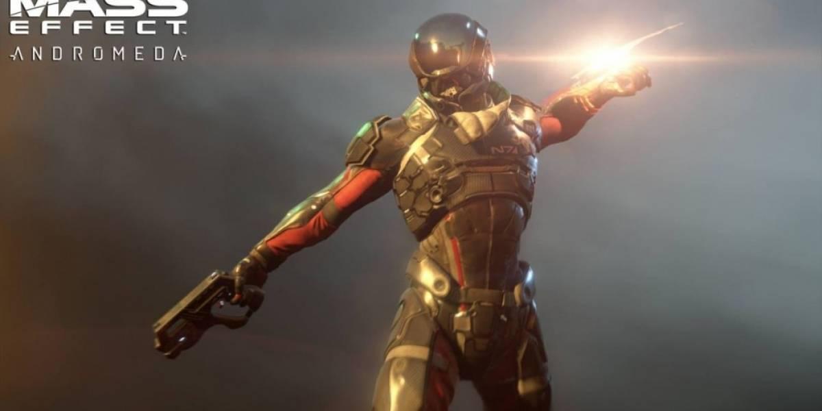 Mira el nuevo tráiler de Mass Effect: Andromeda enfocado en la personalización de los personajes