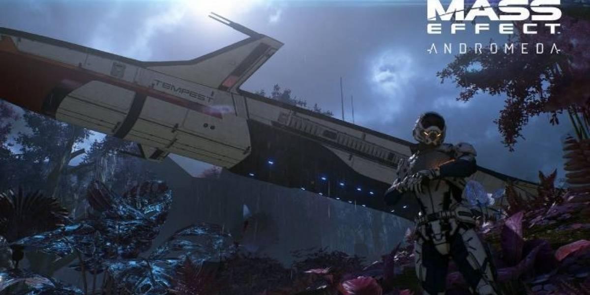 El multijugador de Mass Effect: Andromeda no contará con servidores dedicados