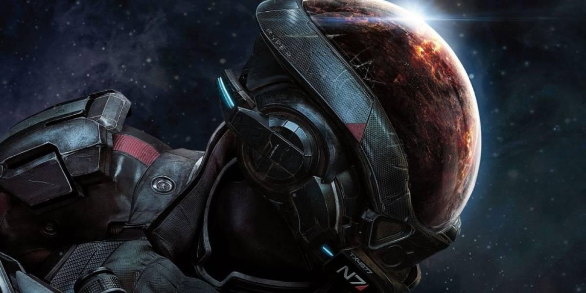 Mañana se estrenará un nuevo tráiler cinemático de Mass Effect: Andromeda