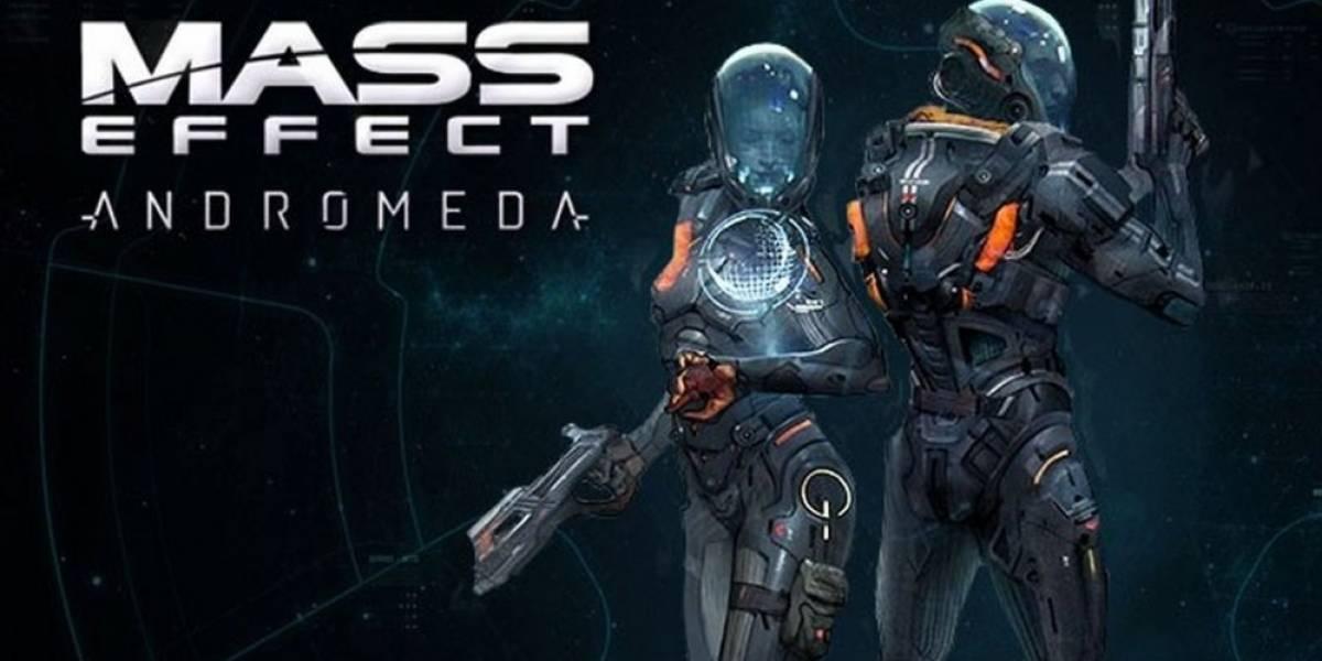 Los protagonistas de Mass Effect: Andromeda serán hermanos