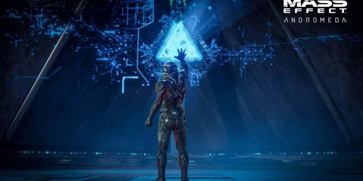 Tráiler de Mass Effect: Andromeda muestra cómo es la exploración en el juego