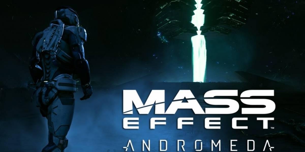 Mass Effect: Andromeda recibe nuevo tráiler con jugabilidad en 4K