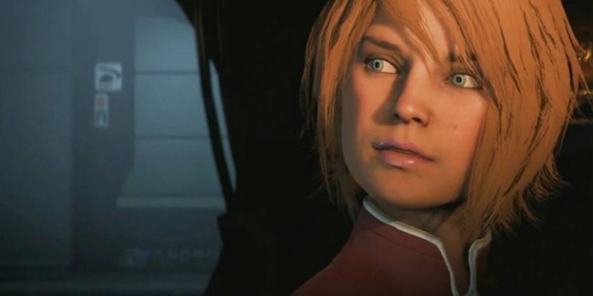Llega el parche de Mass Effect: Andromeda que mejora los rostros de los personajes