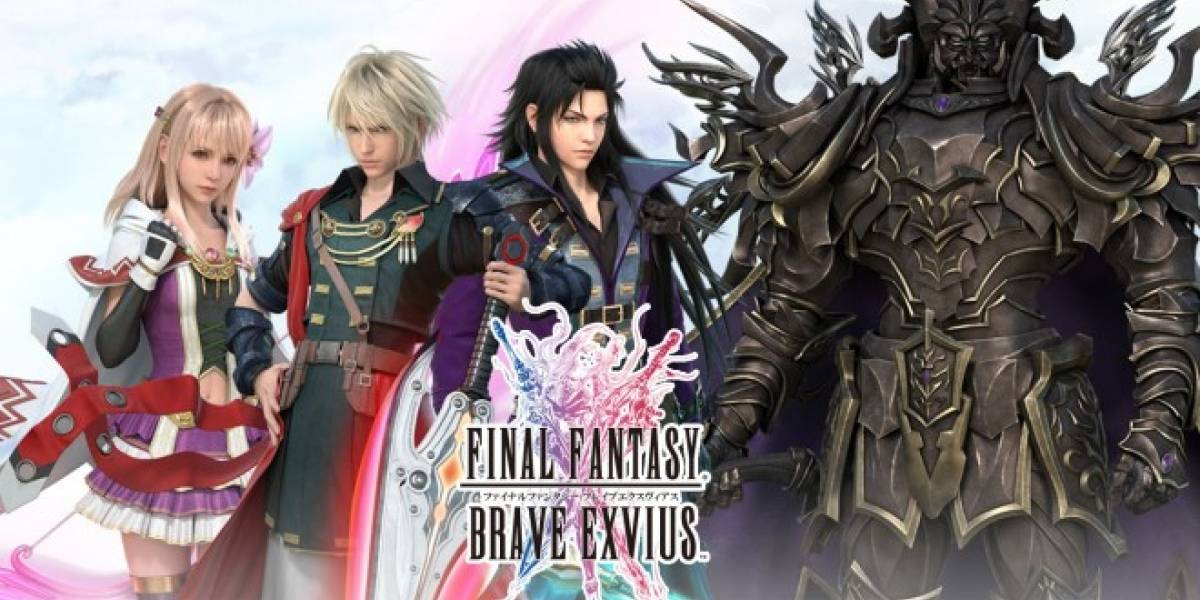 Final Fantasy: Brave Exvius ya está disponible para iOS y Android