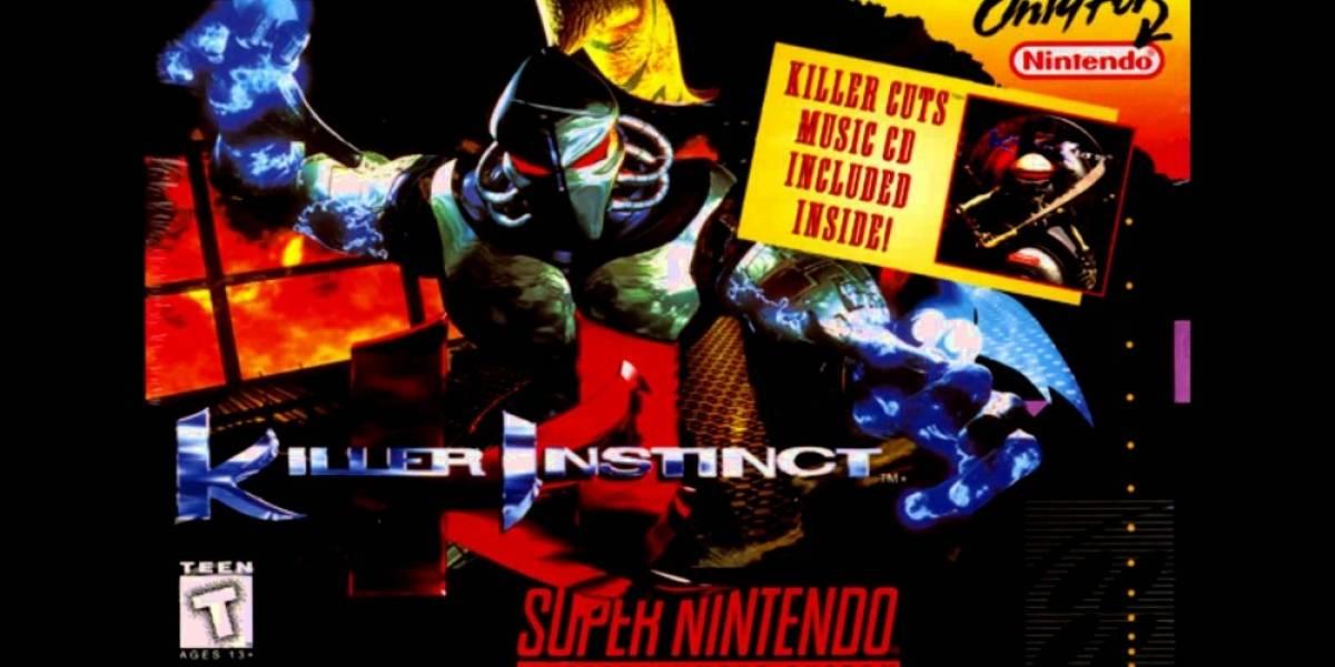 Banda sonora de Killer Instinct vuelve en formato vinilo