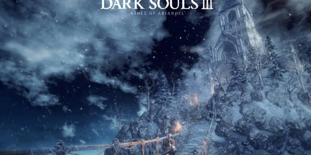 Ya está disponible el DLC Ashes of Ariandel de Dark Souls III