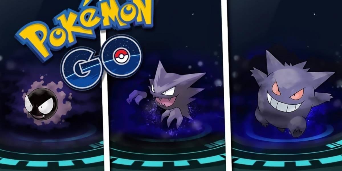 Pokémon Go tendrá evento de Halloween