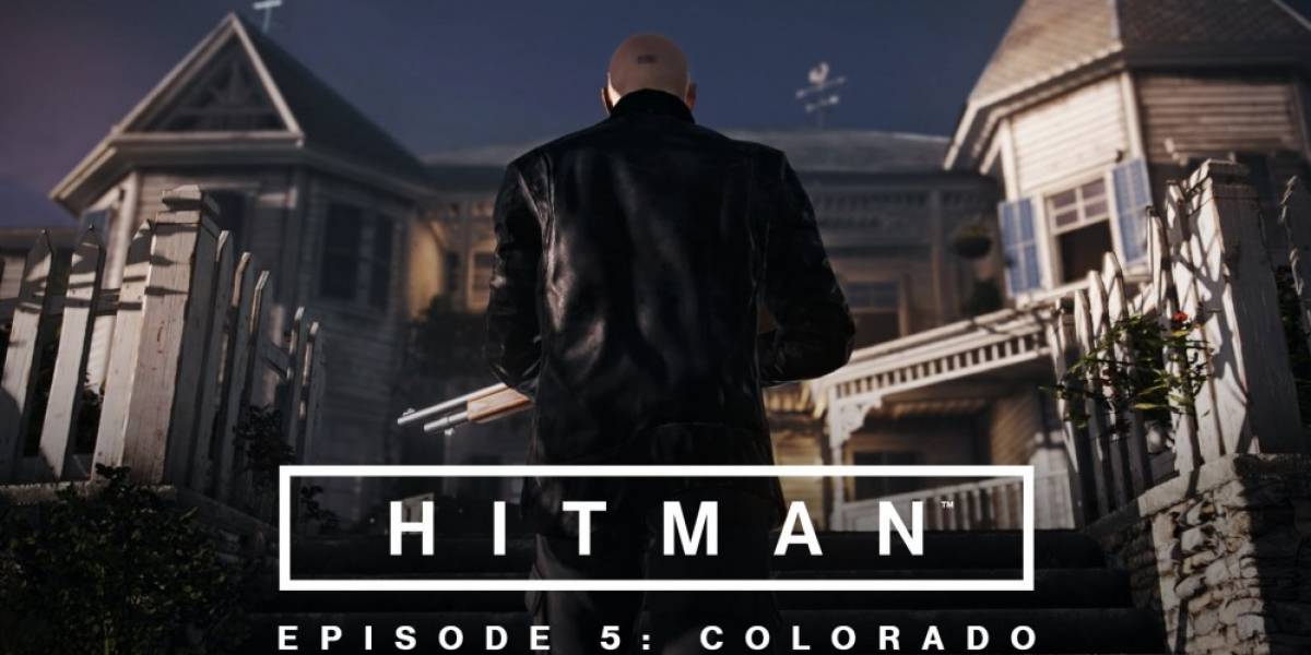 Ya está disponible el quinto episodio de Hitman: Colorado