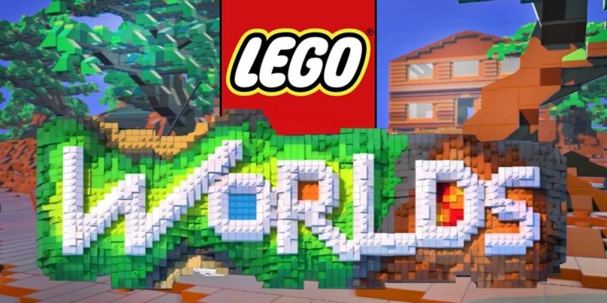 Lego Worlds llega a PS4 y Xbox One en febrero de 2017