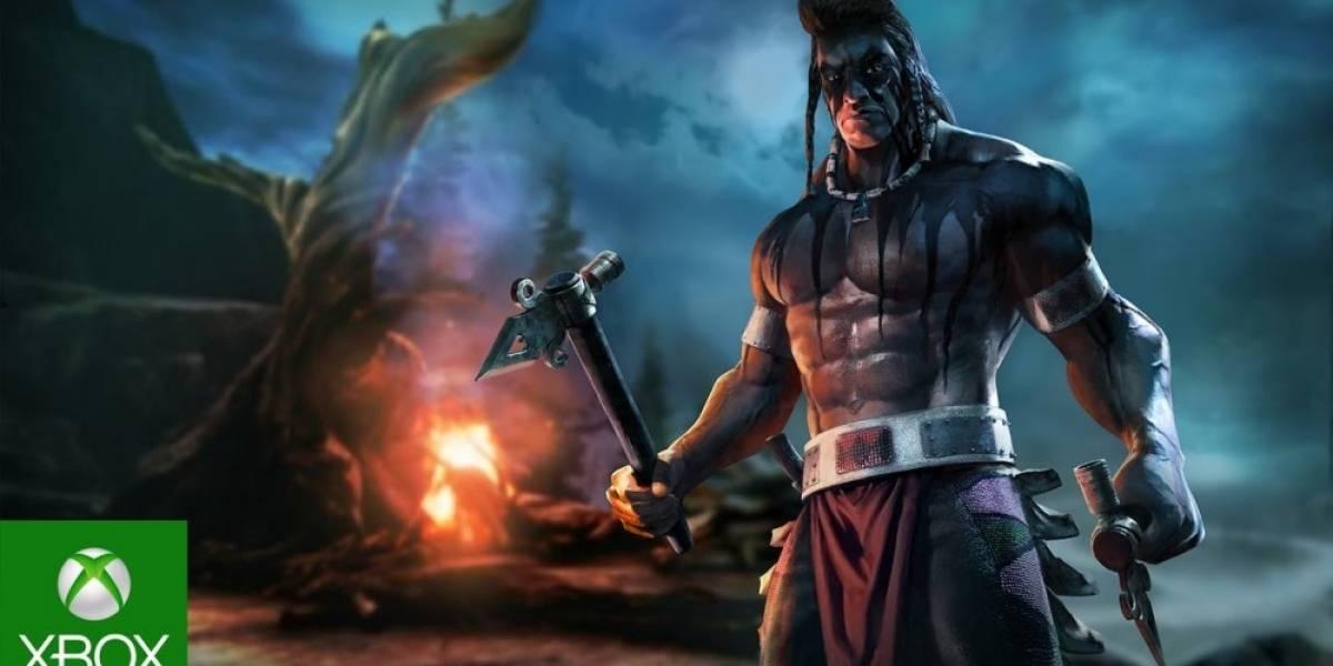 Thunder recibe nuevo traje en Killer Instinct