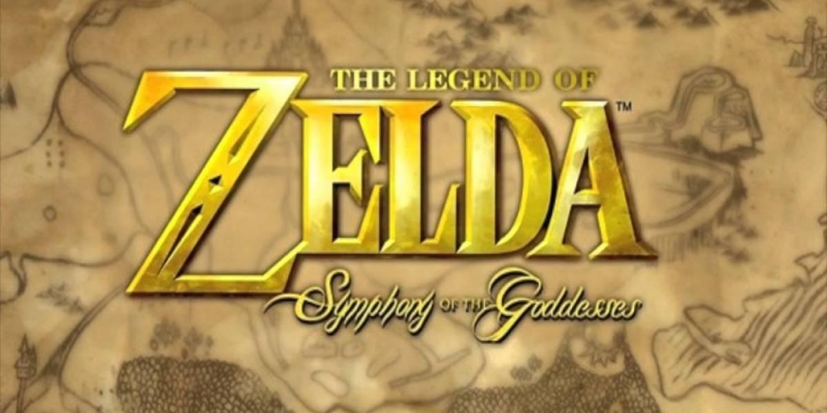 Concierto Zelda: Symphony of the Goddesses anuncia fecha en México