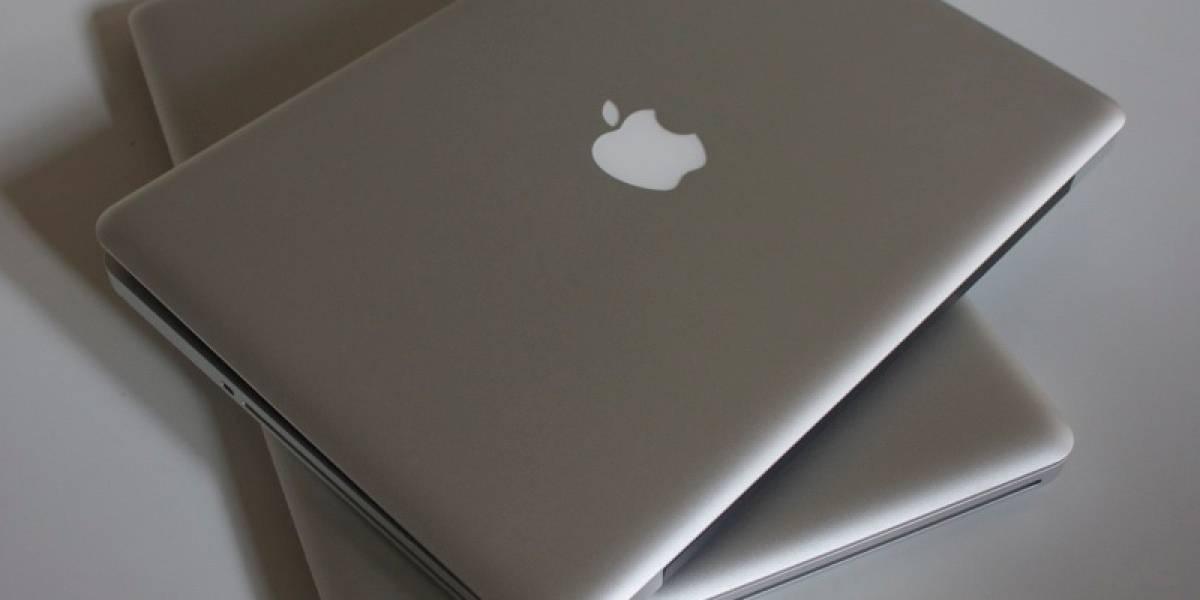 Los nuevos Macbooks Pro llegarían en Noviembre