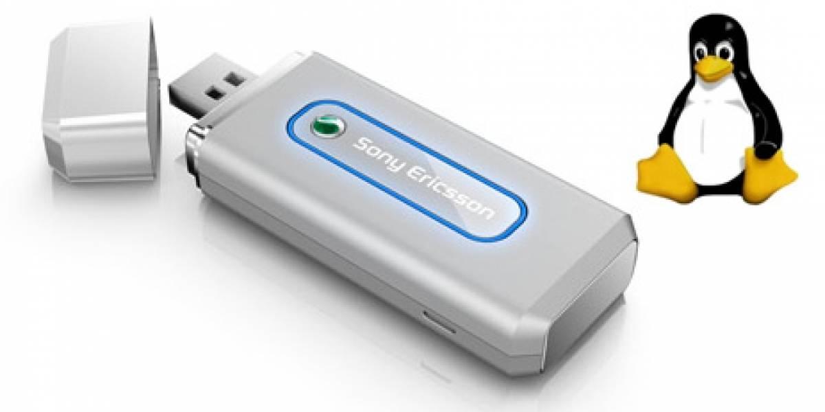 Entel PCS anuncia soporte para el módem 3G Sony Ericsson MD300 en Linux