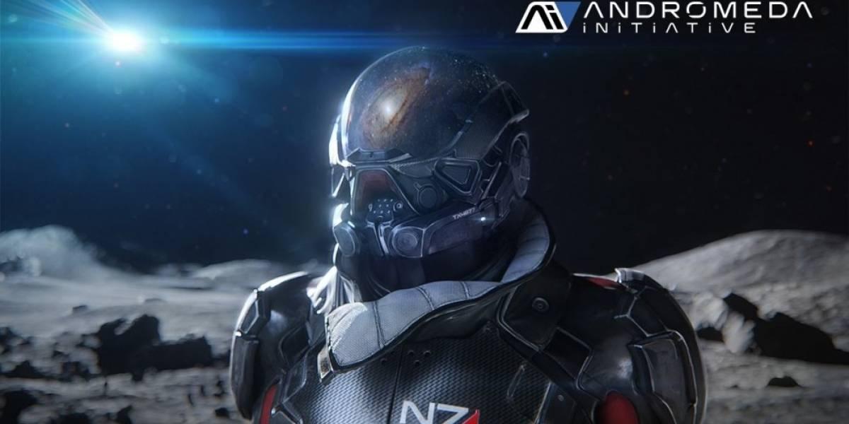 Mass Effect: Andromeda recibe tráiler que nos invita a la Iniciativa de Andrómeda