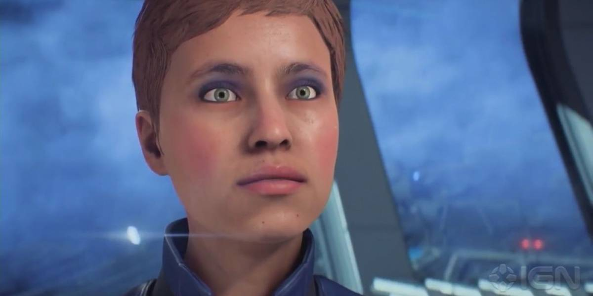 Le llueven críticas a las animaciones de Mass Effect: Andromeda