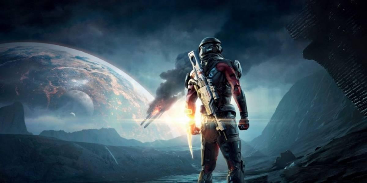 BioWare corregirá problemas técnicos de Mass Effect: Andromeda