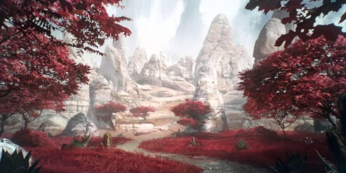 Un vistazo a los siete planetas principales de Mass Effect: Andromeda