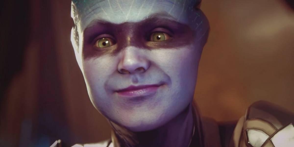 Vean una misión de Mass Effect: Andromeda