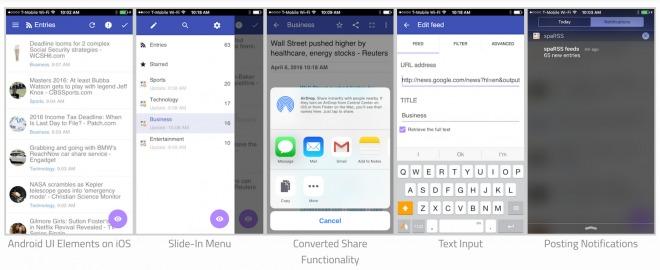 MechDome convierte aplicaciones Android en apps para iOS y OS X