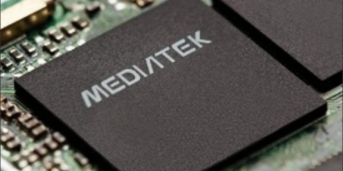 Mediatek anuncia su SoC MT6599 óctuple núcleo Cortex-A7