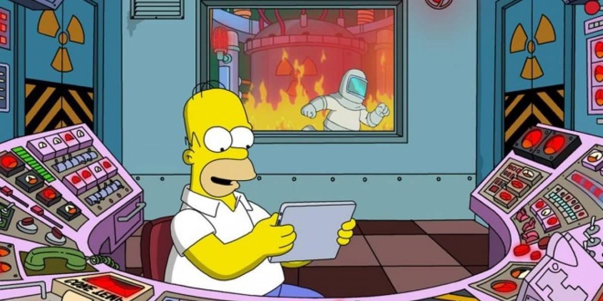Siri salva a un hombre de morir en una explosión en Springfield