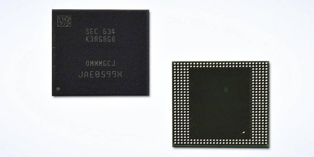 Muy pronto veremos teléfonos con 8 GB de RAM gracias a Samsung