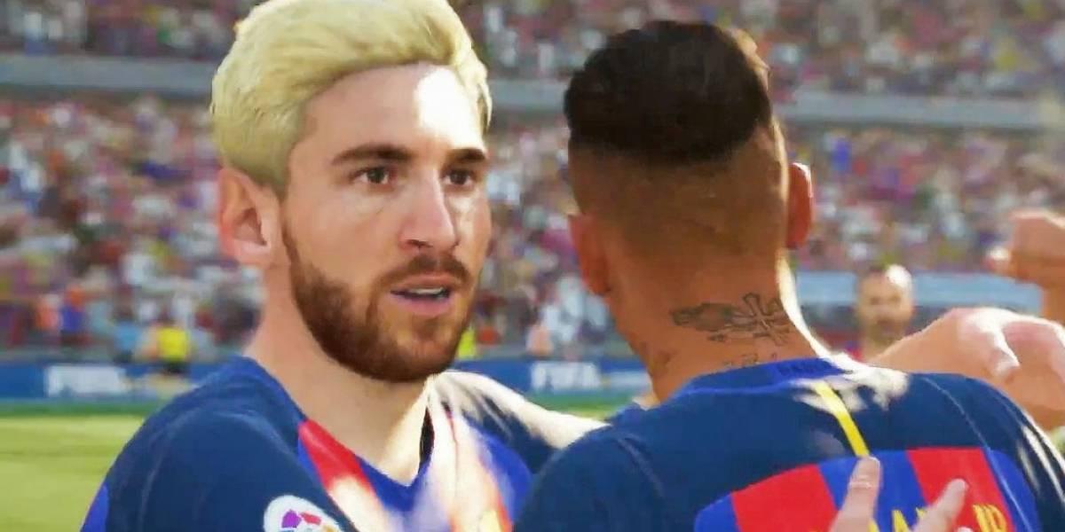 El nuevo tráiler de FIFA 17 nos prende con el ritmo de Song 2