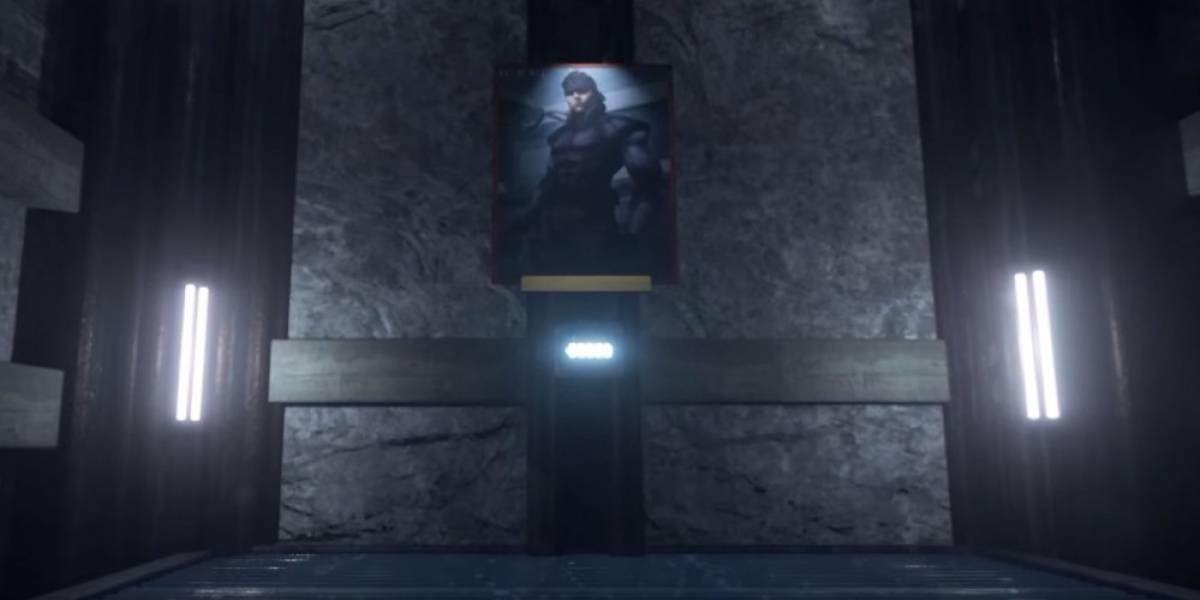 Creadores de Shadow Moses quieren hacer un museo virtual de Metal Gear