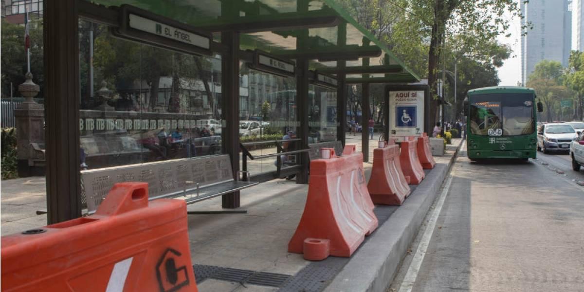 Metrobús en Reforma no es definitivo, afirman ambientalistas