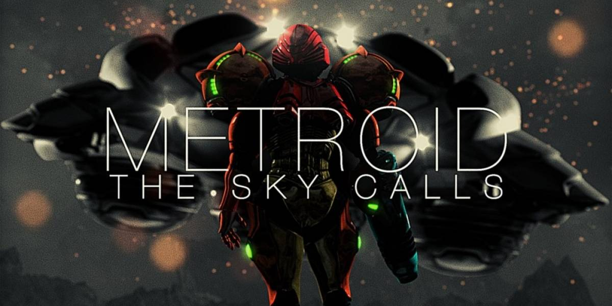 Metroid: The Sky Calls es un espectacular cortometraje independiente