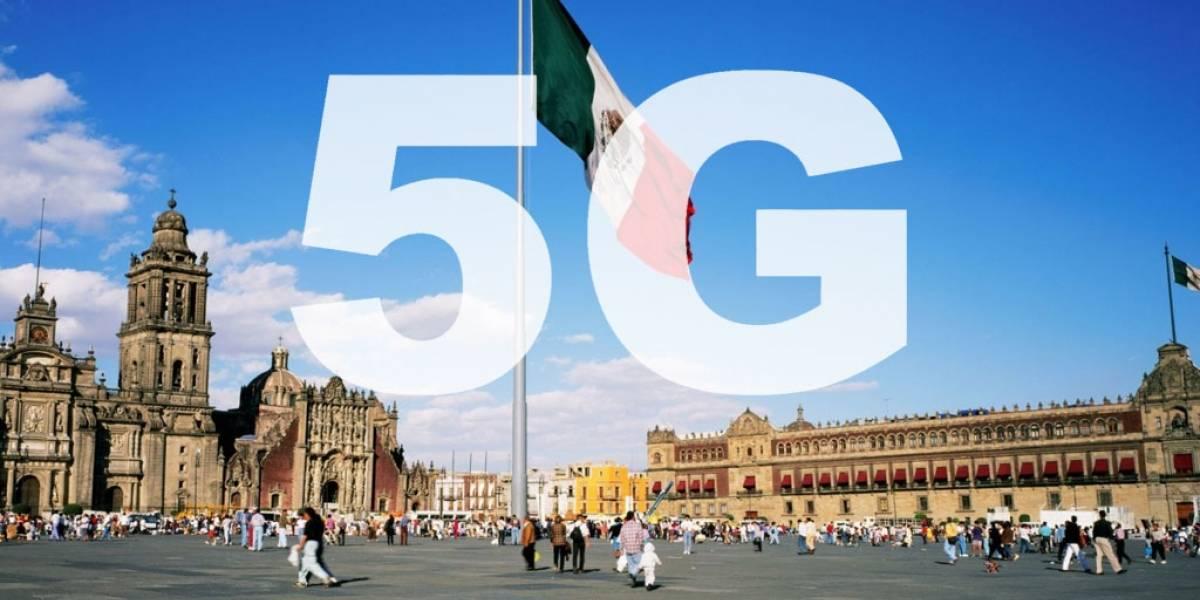 Red 5G llegaría a México para 2019
