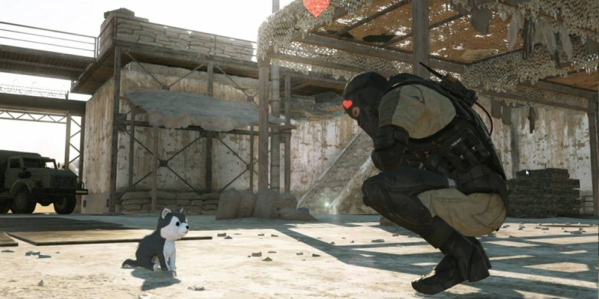 Metal Gear Online se lanza oficialmente en Steam