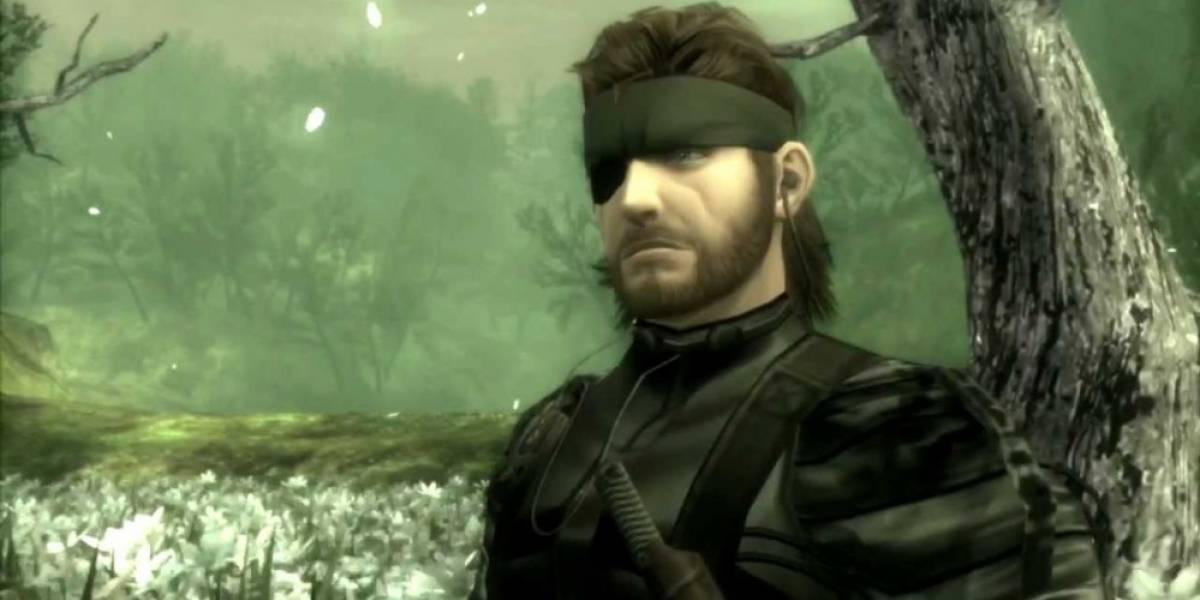 Venta especial de Metal Gear Solid en PlayStation Store