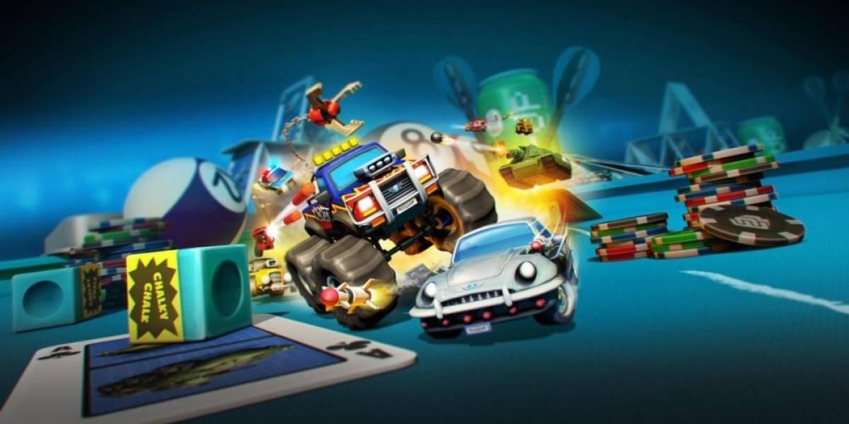 Codemasters anuncia Micro Machines World Series
