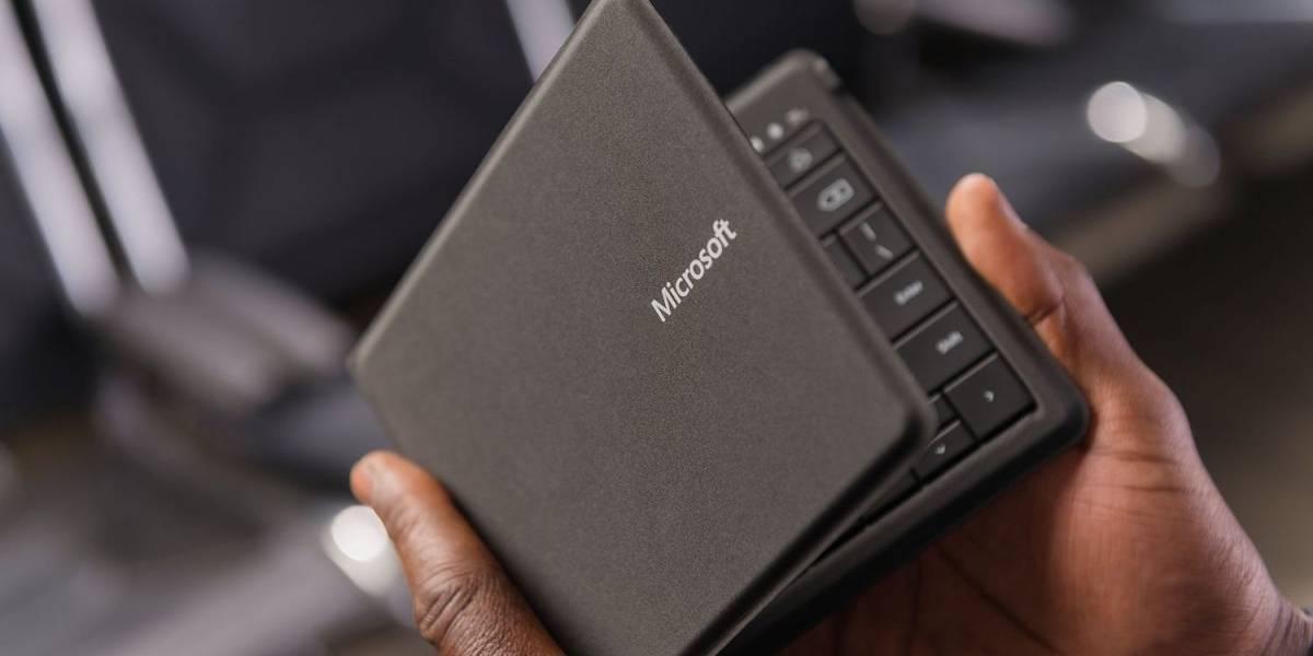 Celular plegable: ¿Lo nuevo de Microsoft?