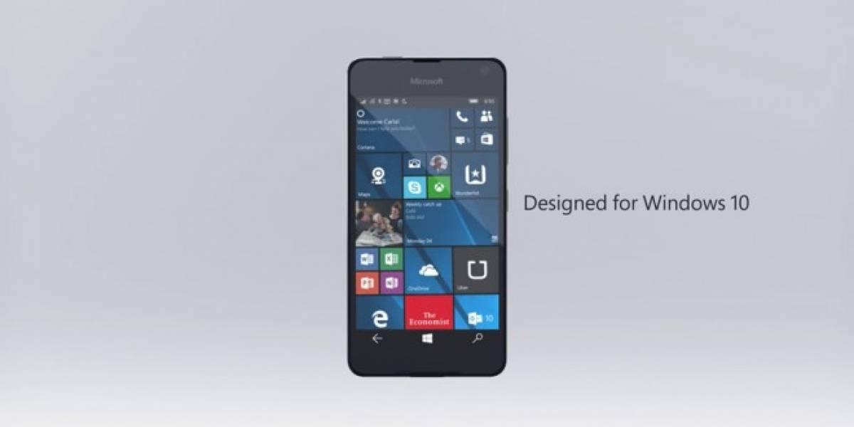 Microsoft dejaría de vender teléfonos Lumia