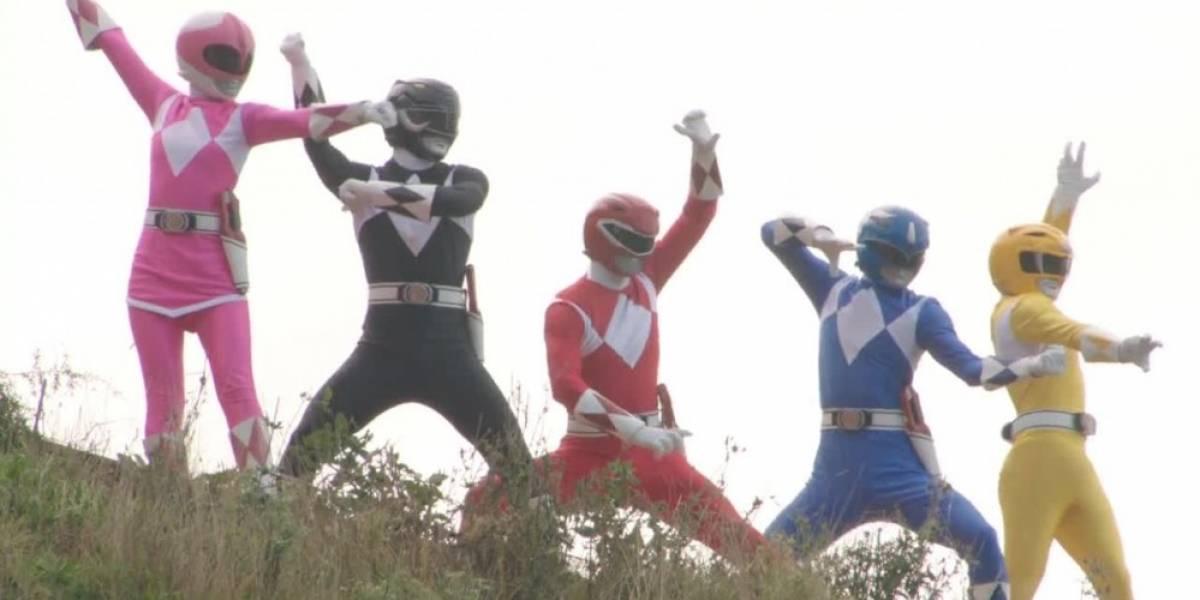 Nuevos trajes de Final Fantasy XV se retrasan por parecerse a los nuevos Power Rangers