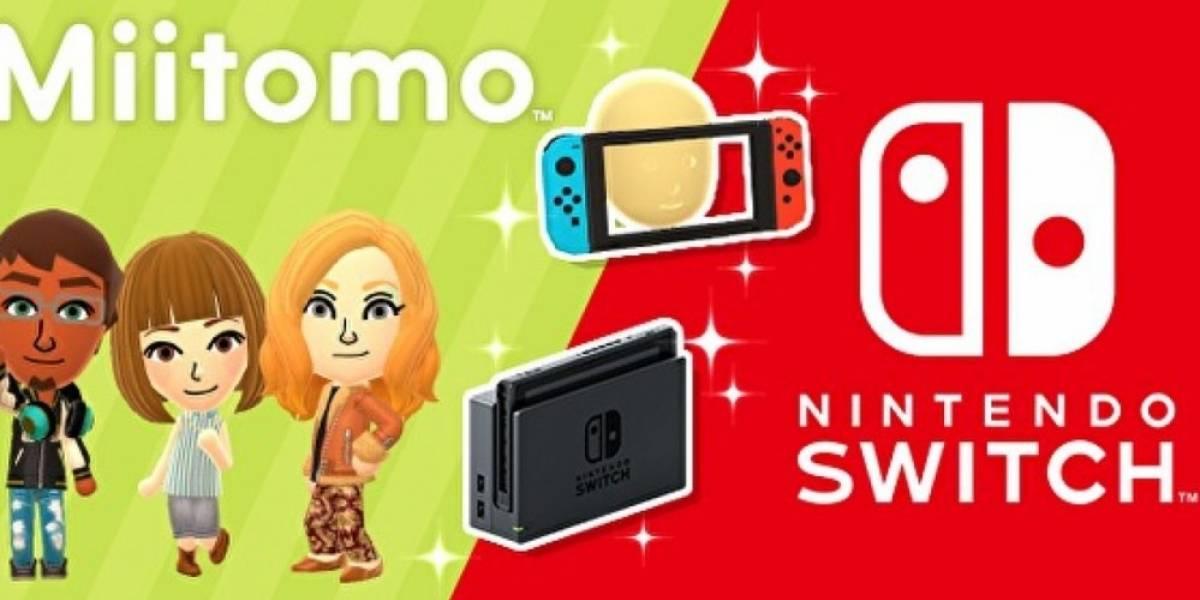 Nintendo quiere que vuelvas a jugar Miitomo con accesorios de la Switch