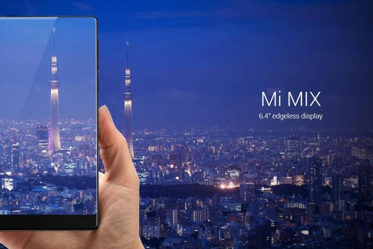 Se filtra un Xiaomi Mi Mix más pequeño