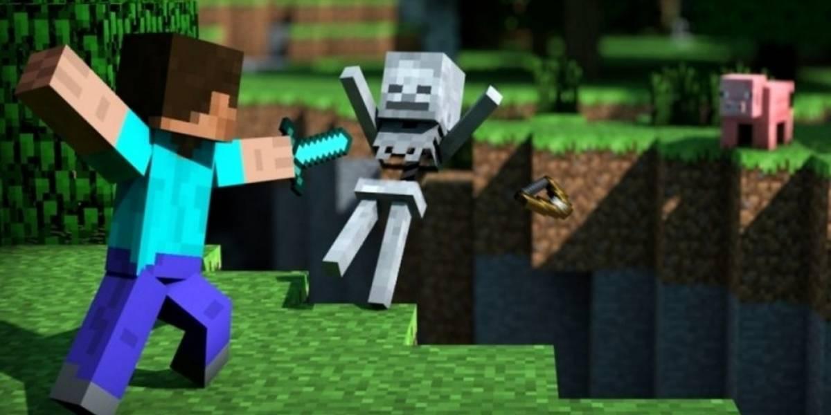Minecraft ya es uno de los juegos más exitosos de la historia
