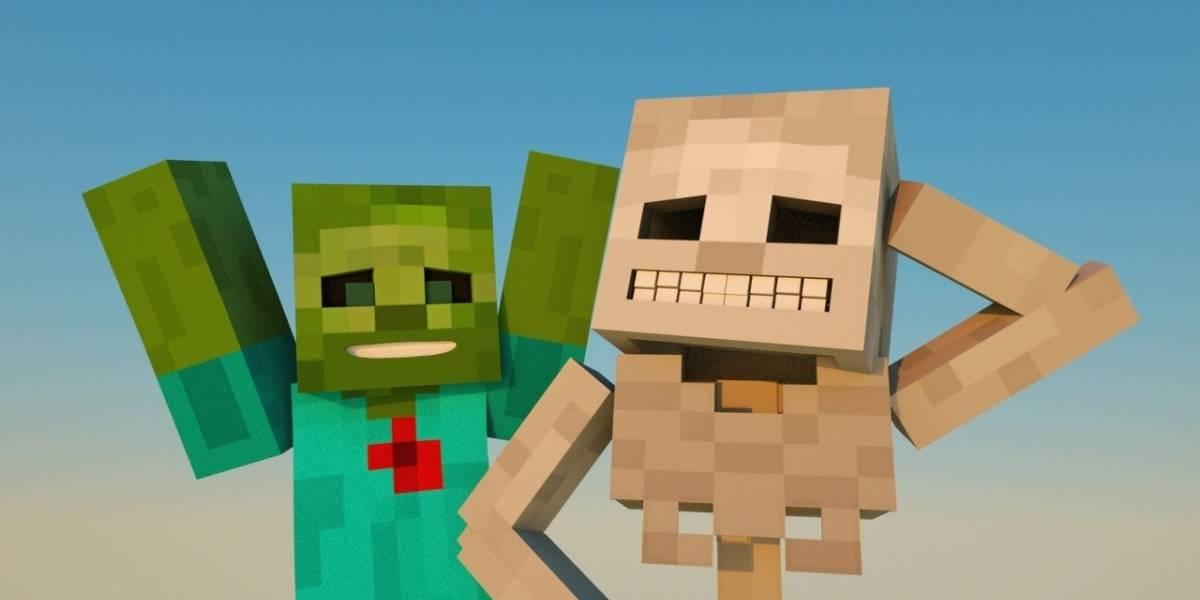 Mods para Minecraft en la Play Store realmente son apps maliciosas