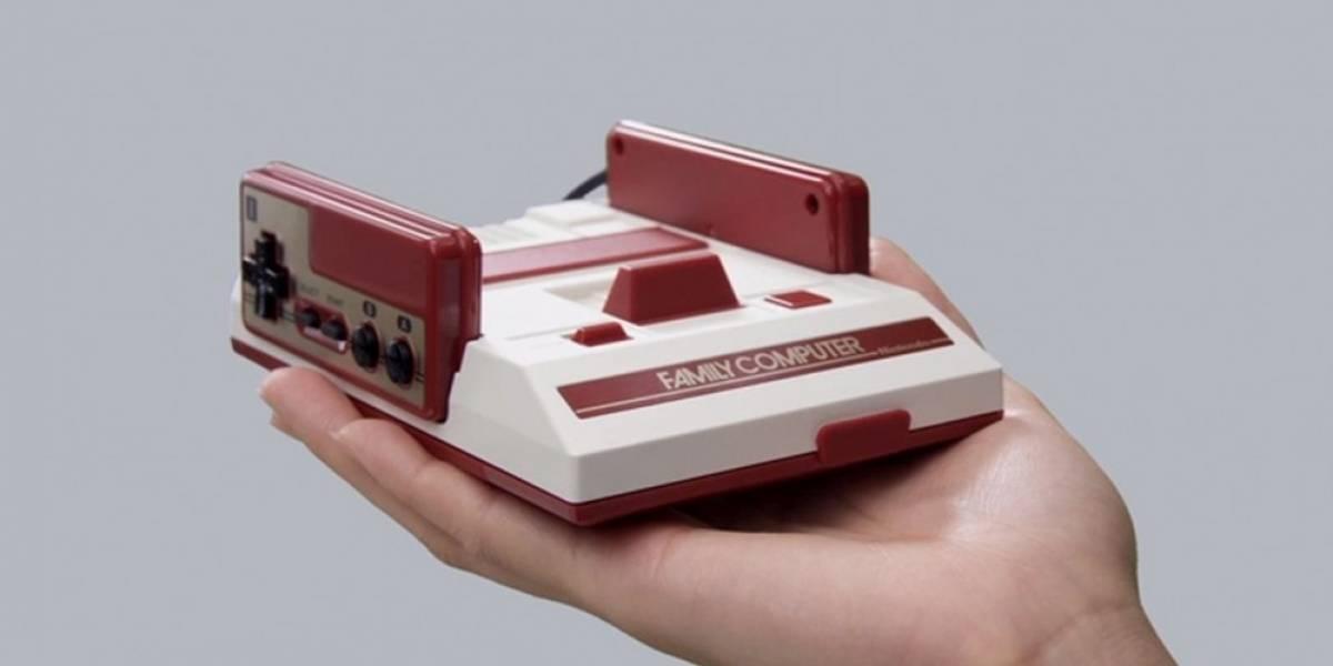Nintendo anuncia el Mini Famicom para Japón