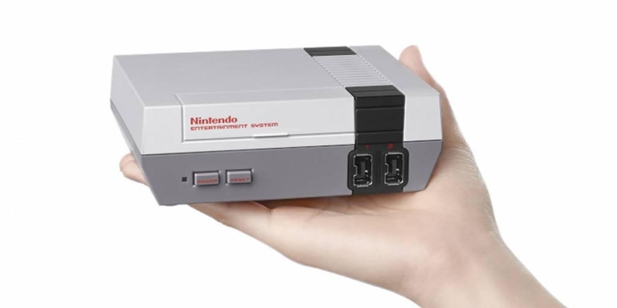Nintendo lanza una nueva mini NES con juegos preinstalados