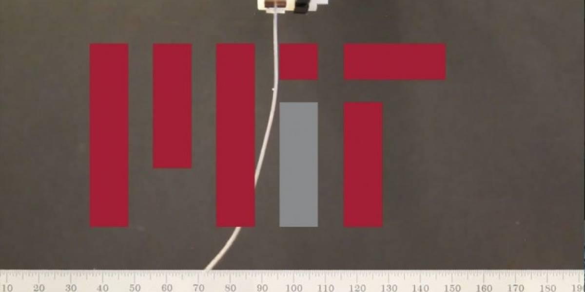 MIT crea nuevo músculo sintético con nailon