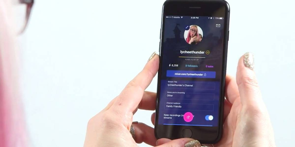 Microsoft lanza Mixer Create, nueva app para transmitir en vivo