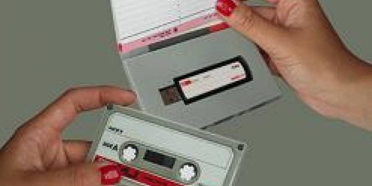 Mixtape USB: Para los huérfanos del cassette