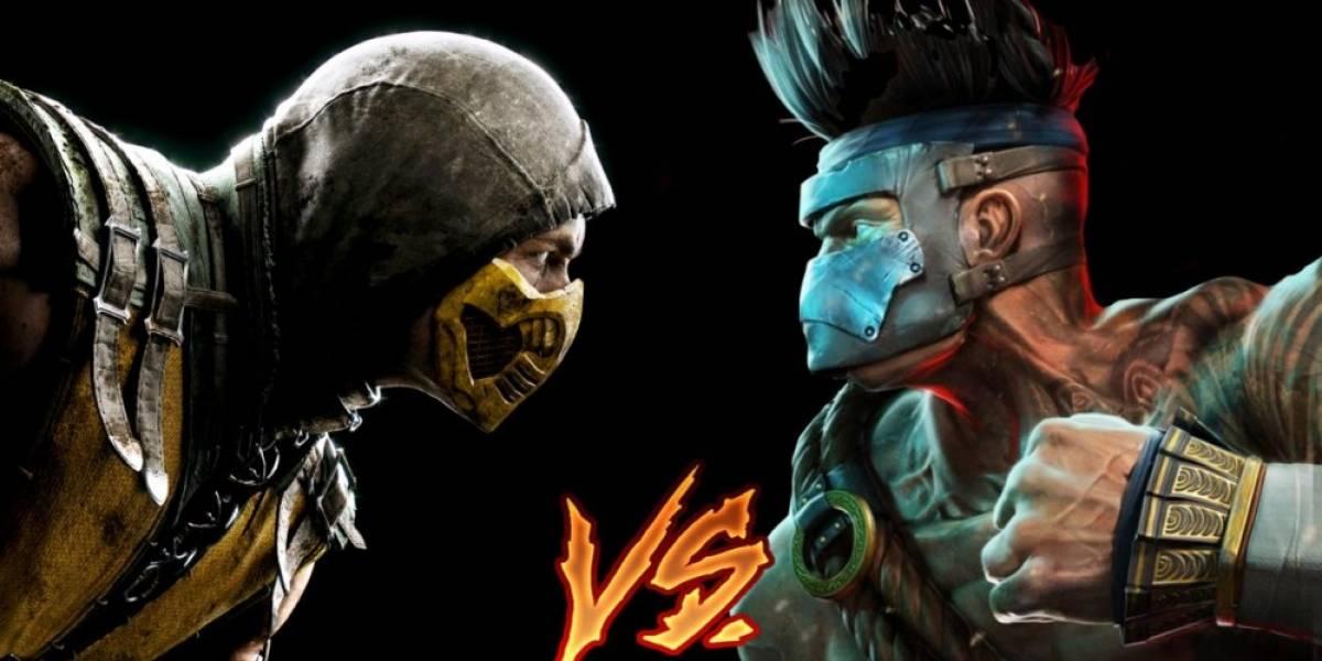 Al jefe de Xbox le encanta la idea de un Killer Instinct vs. Mortal Kombat