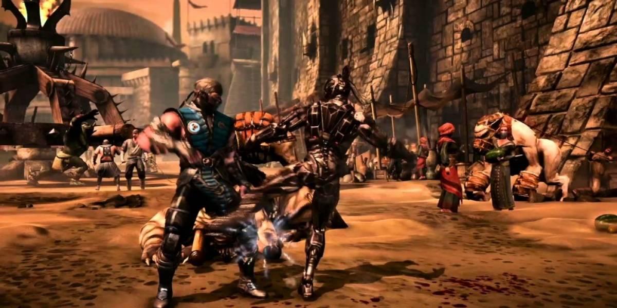 Nuevo tráiler para el siguiente gran DLC de Mortal Kombat X