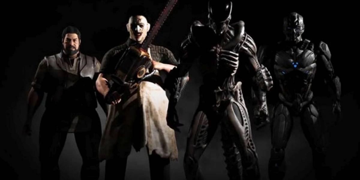Mortal Kombat X agregará a Bo Rai Cho, Leatherface, Xenomorph y Tri-Borg